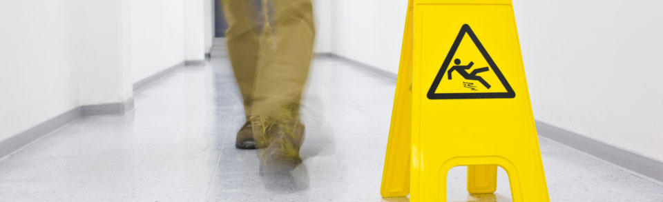 Slip and Fall accidents - Graves and Richard Personal Injury Lawyers, St. Catharines, Niagara, Welland